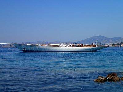 Sailing yacht ZENITH