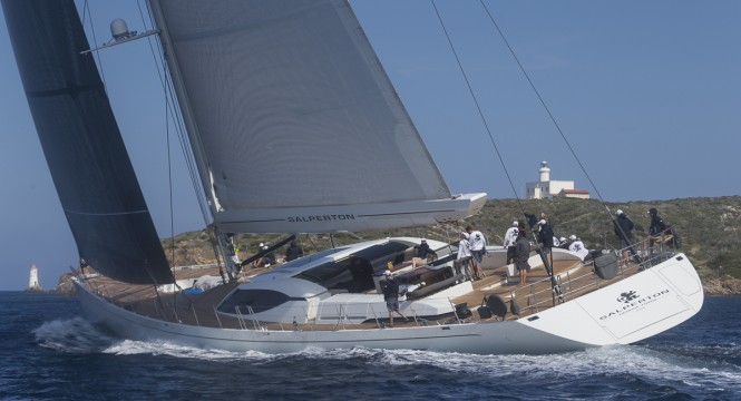 Salperton - Loro Piana Superyacht Regatta 2013 © Carlo Borlenghi