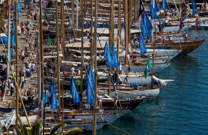 Santo Stefano Harbour in Italy - Image by Panerai Guido Cantini seasee.com