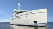 Second Limited Editions AMELS 199 yacht sold