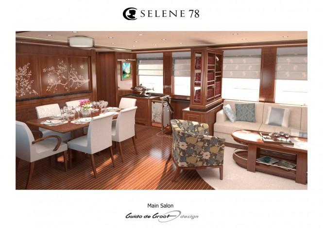 Selene 78 Yacht - Interior