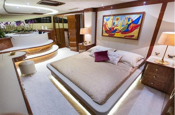 Sunreef 82 Yacht HOUBARA - Cabin