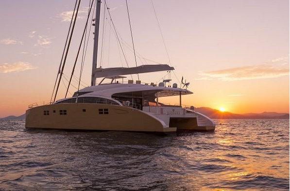 Sunreef 82 superyacht HOUBARA by Sunreef Yachts