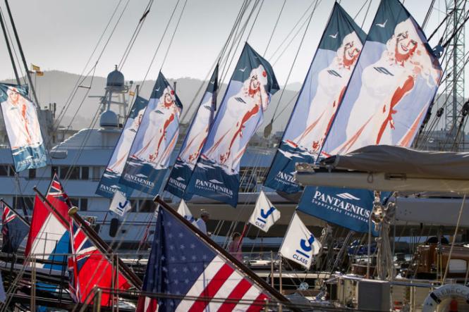 Superyacht Cup Palma 2013 Day 2 - Photo credit to Ian Roman