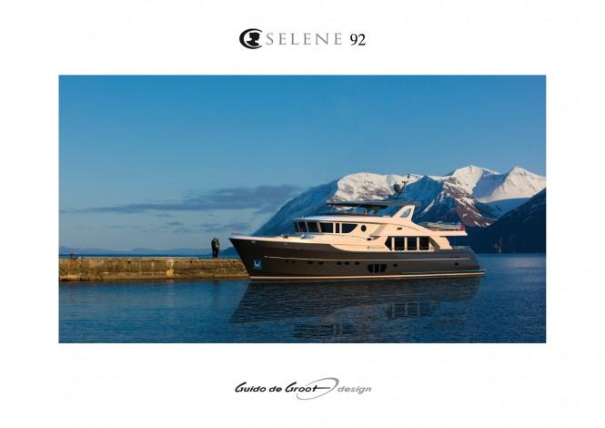 Superyacht Selene 92 - Exterior