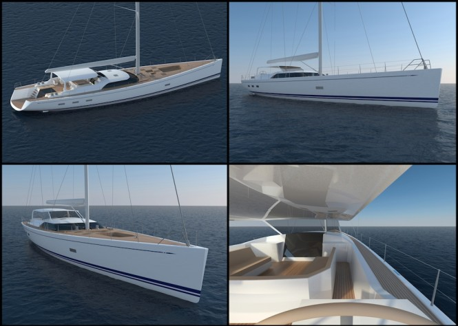 Swan 105 RS superyacht - Exterior