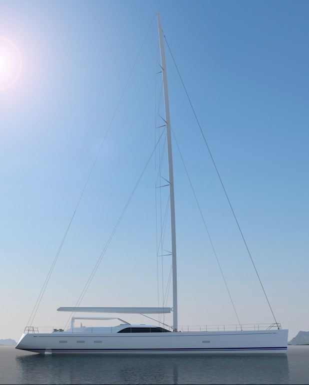 Swan 105RS Yacht - Exterior