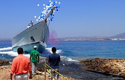 Turkish superyacht ZENITH