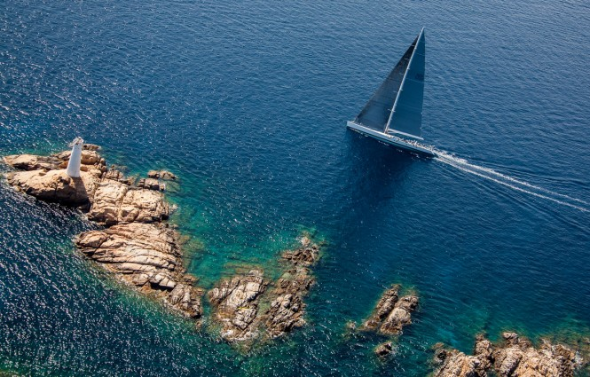 Visione - Loro Piana Superyacht Regatta 2013 ©Jeff Brown/Superyacht Media