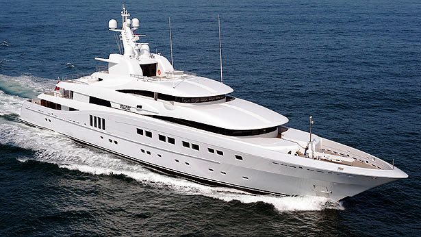 The Superyacht Secret at 82 metres
