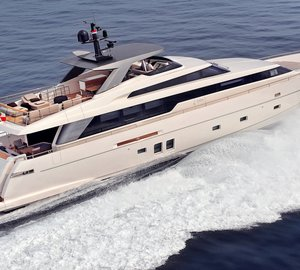 Sanlorenzo to showcase 670 meters of superyachts at the  upcoming Boat Shows
