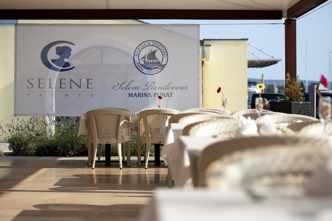 First Selene Yachts Rendez-vous