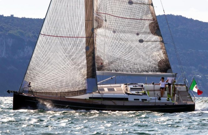 All-new luxury yacht Karma by Solaris Yachts