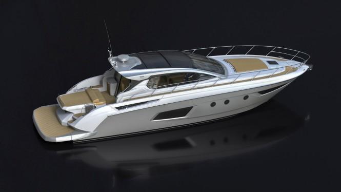 Azimut Atlantis 50 Coupè Yacht