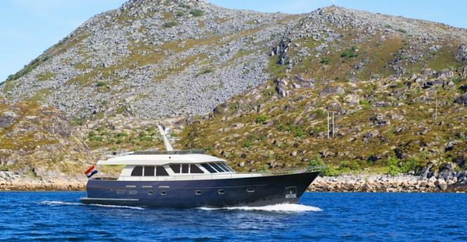 Continental Trawler 20.00 Fybridge Yacht