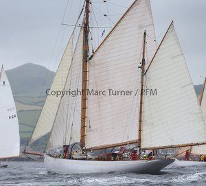 Day two of the Fife Regatta,Passage race to Rothesay