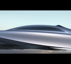 Mercedes-Benz Style signs-off for first Granturismo yacht concept by Silver Arrows Marine