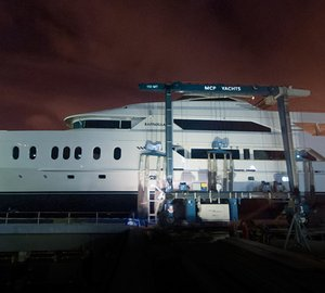 MCP Yachts launch Hemisphere 140 Yacht RAFFAELLA II - Largest yacht ever built in South America