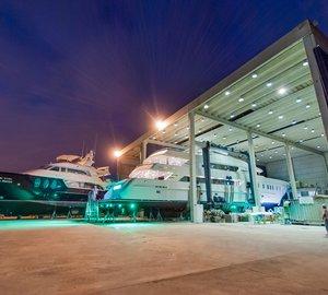 New 42m motor yacht RAFFAELLA II (Hemisphere 140) launched by MCP Yachts