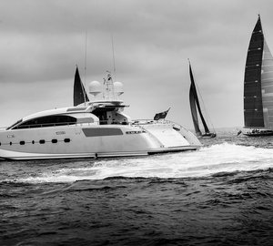 A resounding success of Danish Yachts at Superyacht Cup Palma 2013