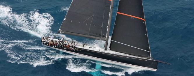 Luxury sailing yacht Bella Mente
