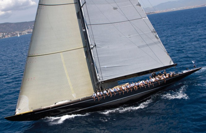Luxury yacht Lionheart - Photo by Ingrid Abery