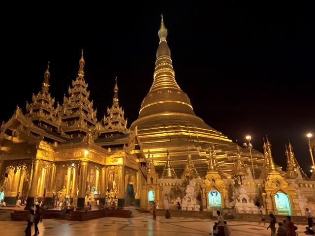 Myanmar - Image credit Myanmar Tourism Board