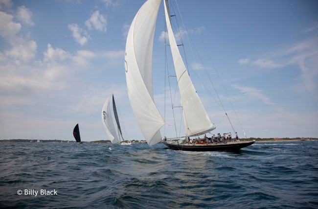 Newport Bucket Regatta 2012 - Photo by Billy Black