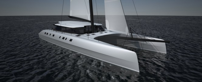 Nigel Irens designed APC 78 Yacht to feature carbon mast and integrated rigging package