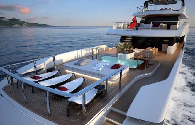 RMK 5000 Explorer yacht concept - Exterior