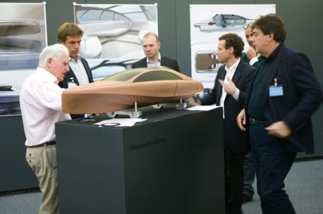 Silver Arrows Marine signs off Granturismo yacht tender concept