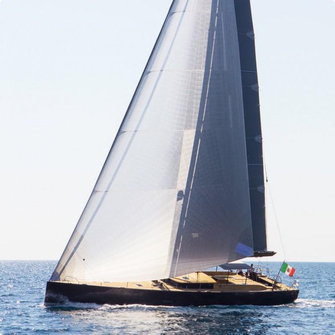 Solaris 72 Classic Yacht Karma designed by Soto Acebal