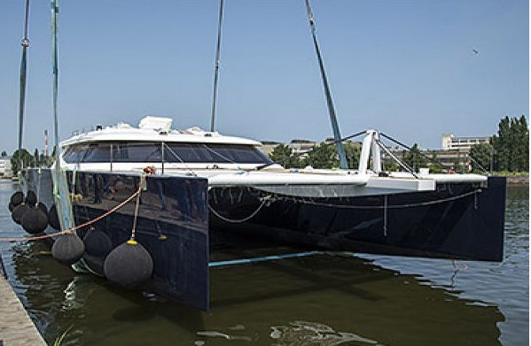 Sunreef 80 Carbon Line Yacht LEVANTE by Sunreef Yachts
