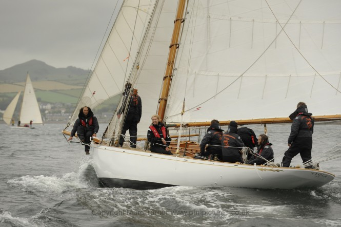 Viola Yacht on the Clyde Day 2 - Photo credit Marc Turner /PFM