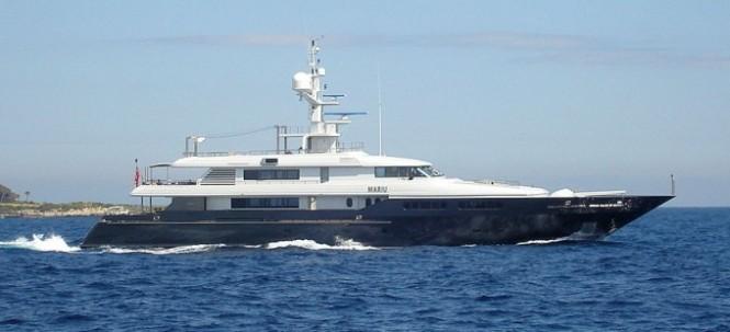 Yacht MARIU - Codecasa