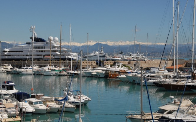 The fabulous French yacht charter destination - Antibes to host Captains' Coating Forum