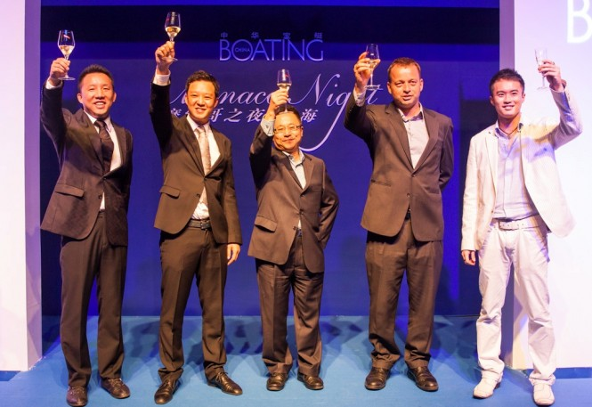 7th edition of MONACO NIGHT in Shanghai