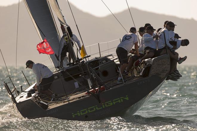 AHIRW2013 - Hooligan Yacht - credit Andrea Francolini_Audi
