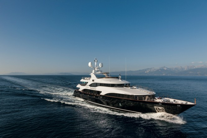 Benetti Vision 145 superyacht Checkmate (BV018)