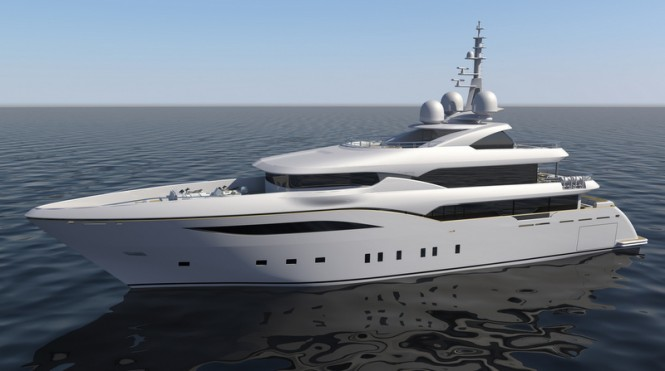 Bilgin 164 superyacht Alfulk
