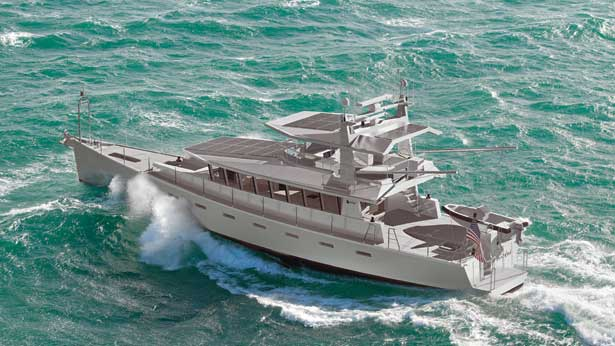 Dashew FPB97 Superyacht
