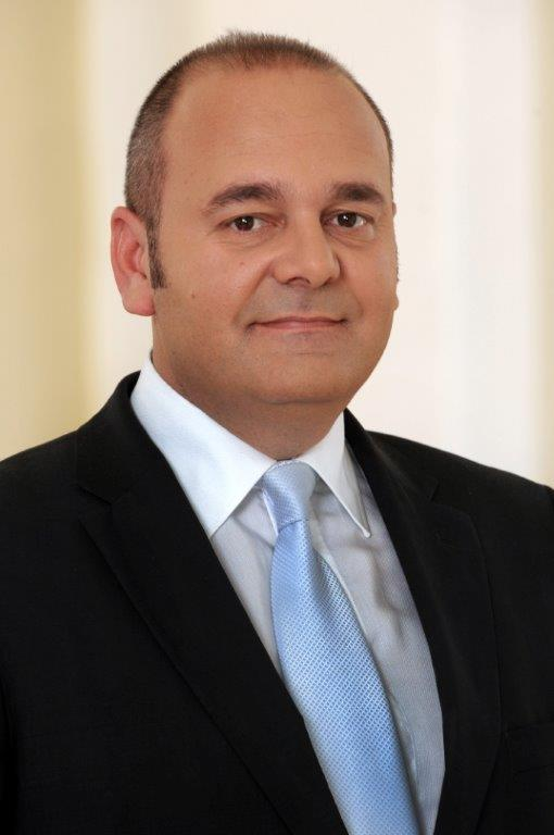 Dr. Chris Cardona—Malta's Minister for the Economy, Investment and Small Business