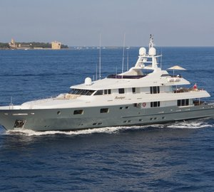 Mediterranean Luxury Mega Yacht Charter Special For MOSAIQUE