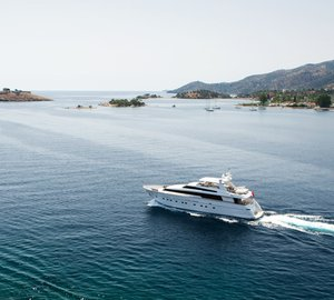 OceanScape Yachts announce collaboration with YachtAid Global