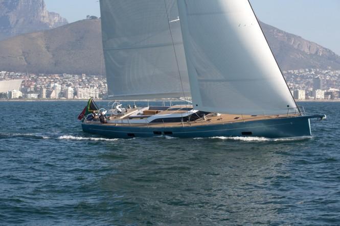 Luxury yacht Feelin' Good