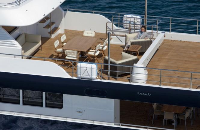Luxury yacht Stella di Mare - Exterior