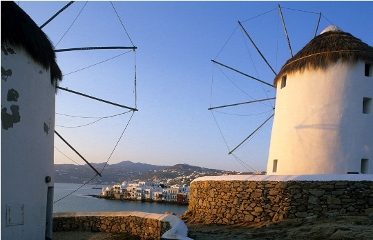 Mykonos - Image credit to Visit Greece - the Greek National Tourism Board