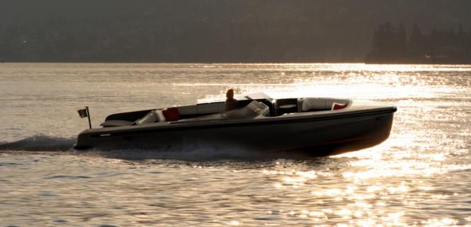 New Pascoe International SL Landau superyacht tender