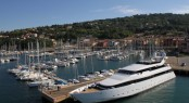 Porto San Rocco Marina in the lovely summer yacht charter location - Italy