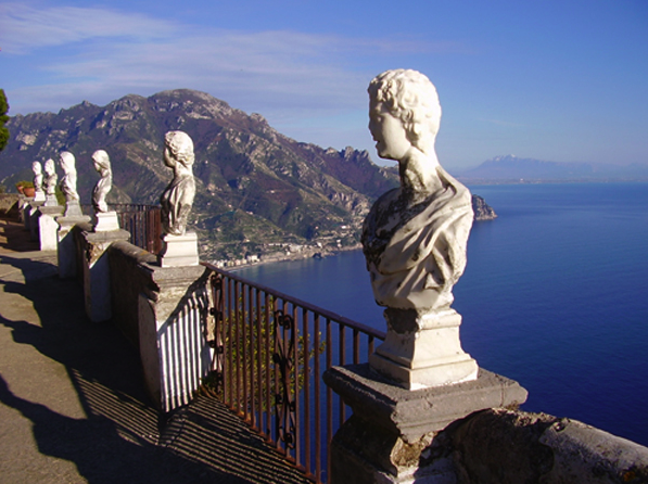 RAVELLO - Amalfi Coast - Photo credit Portale del Comune di Ravello - Sito istituzionale Costiera Amalfitana